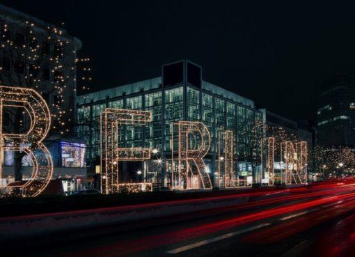 Weihnachten in der City West