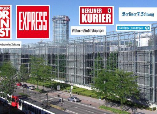 Medienhaus DuMont in Köln