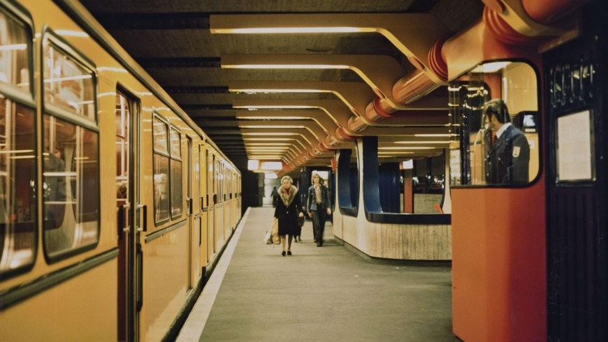 U-Bahnhof Schloßstraße,