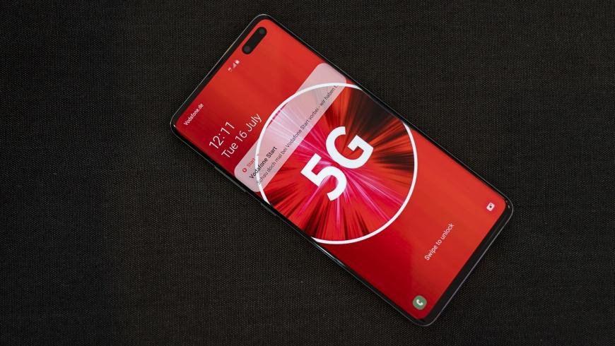 5G von Vodaphone gestartet