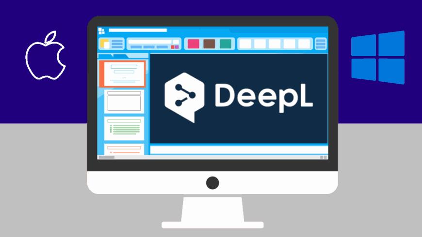 DeepL als Desktop-Tool