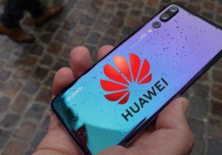 Smartphone von Huawei