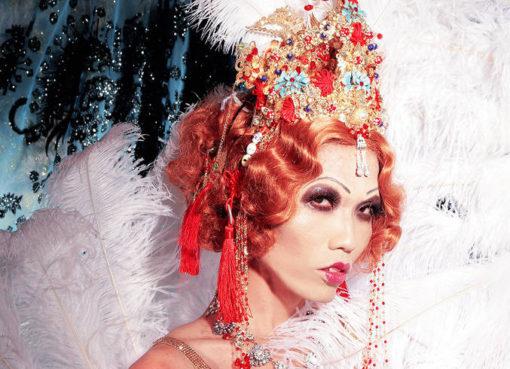 Burlesque Festival Berlin, Betty Fvck