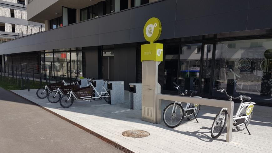 Bikesharing in Wien