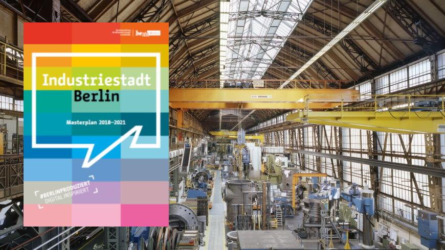 Masterplan Industrie Berlin 2018-2021