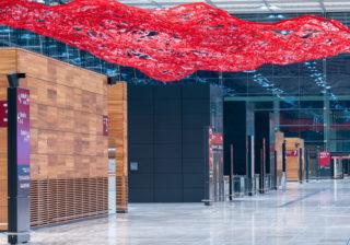 "Fluggastterminal am BER: ""Magic Carpet"""