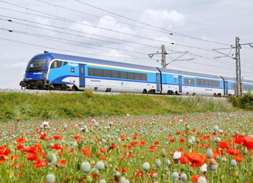 """Neuer """"Railjet"""" Berlin - Prag - Wien - Graz"""