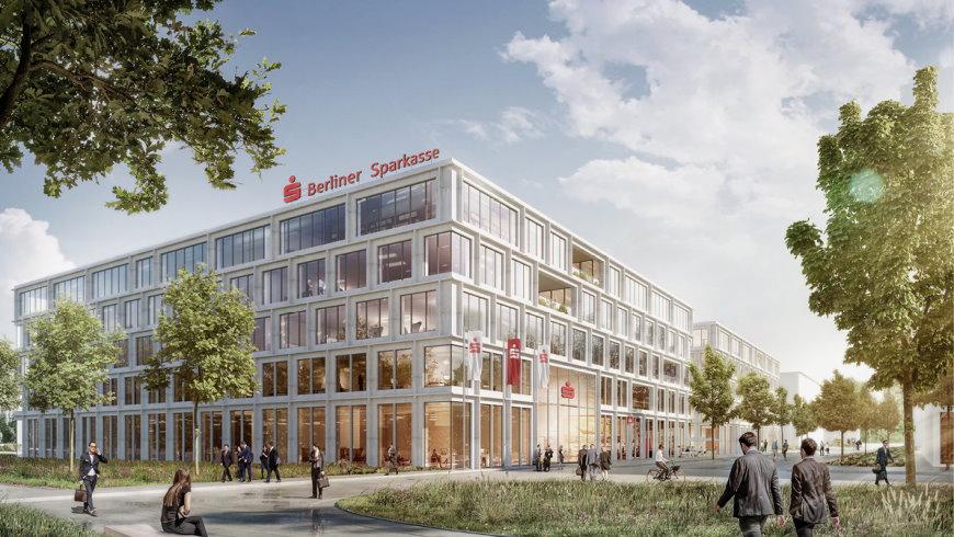 Berliner Sparkasse im Square 1