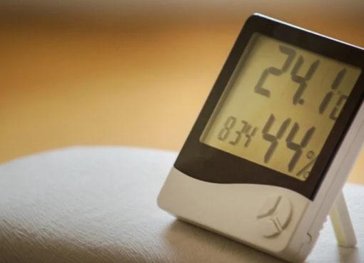 Digital-Thermo-Hygrometer