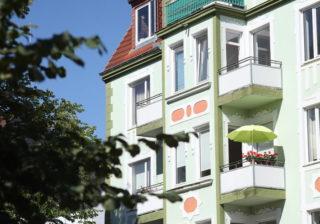 Mietshaus