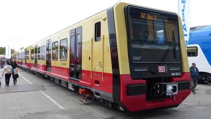 S-Bahn BR 483-870