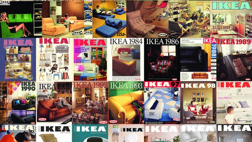 70 Jahre IKEA Katalog - der Druck wird eingestellt