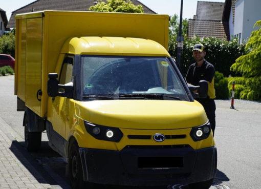 Elektroantrieb: der Streetscooter