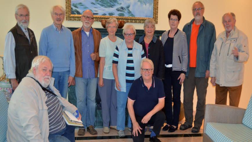 Tagung der in der Seniorenresidenz DOMIZIL - FOTO: Seniorenvertretung Treptow-Köpenick
