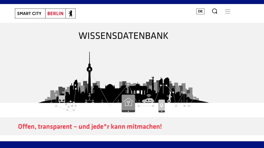 City-Strategie Berlin